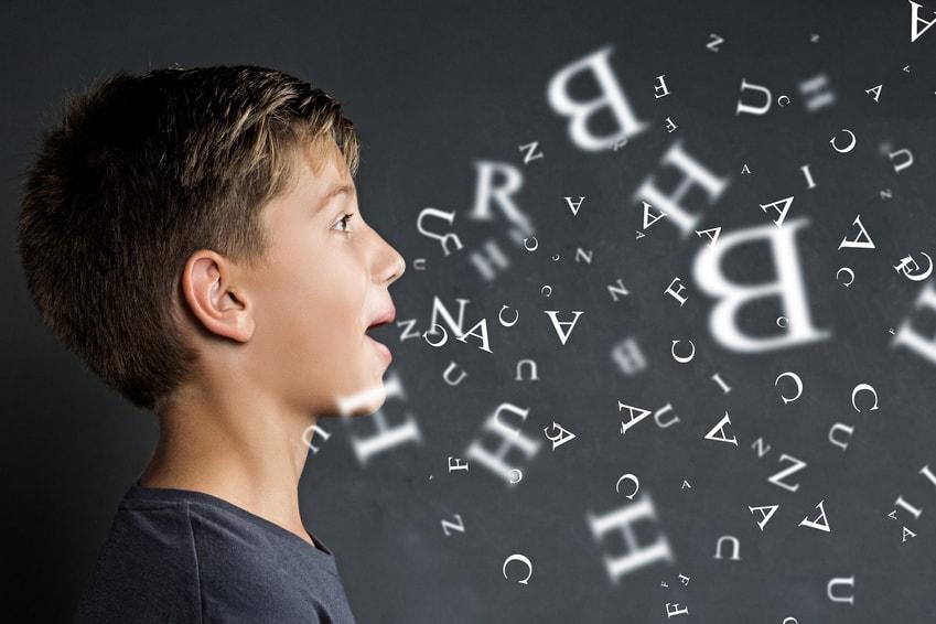 sprechendes Kind - Logopädie