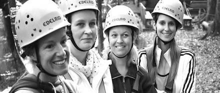 Foto Team Klettergarten