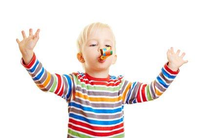 Behandlungsfelder bei Kleinkindern